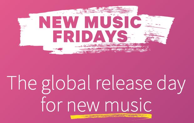 【New Music Fridays】日本も一部対応、世界の新譜リリースは金曜日に統一