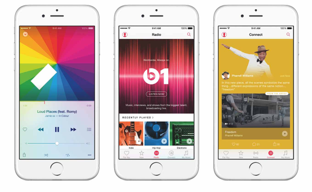 Apple Music、ユーザー数が1,100万人を超えたと公式に発表