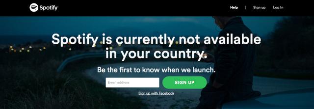 7月が終わったけど、Spotifyは日本に上陸しなかった・・
