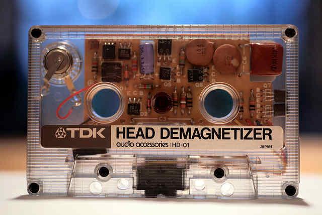 アメリカでも未だにカセットテープで音楽が販売されている