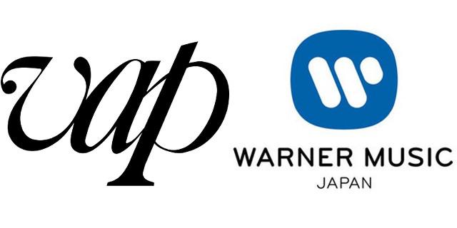 最近VAPからワーナーミュージックへの移籍が多いなぁ:小ネタ