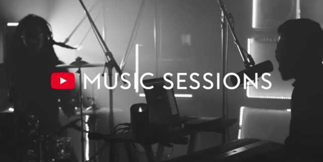 YouTube Music Sessionって、アーティスト支援もあるらしい