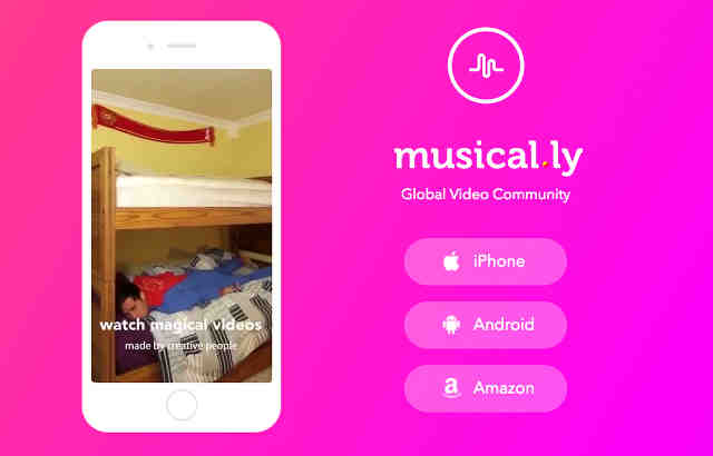 リップシンクの音楽アプリ「Musical.ly」を「Tik Tok」のBytedanceが買収