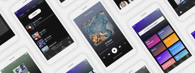 Spotifyが無料プランのモバイルアプリを強化、一部の曲を指定して再生可能に