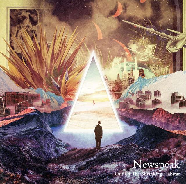 Newspeak、10月発売のミニ・アルバムからリード曲「Lake」のMVを公開!