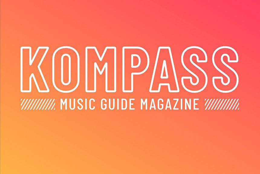 新たな音楽メディア「Kompass」が公開【Spotify×CINRA.NET】