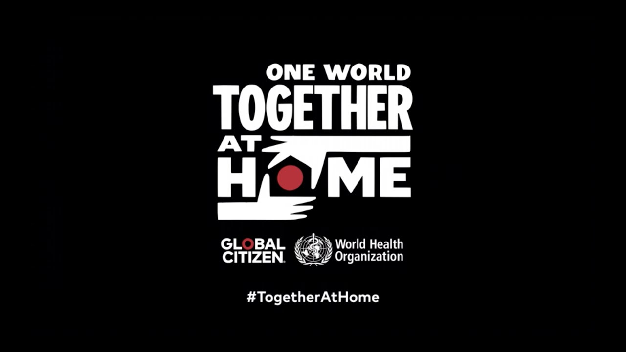 One World: Together At Home、超豪華な慈善ライブの生配信決定!